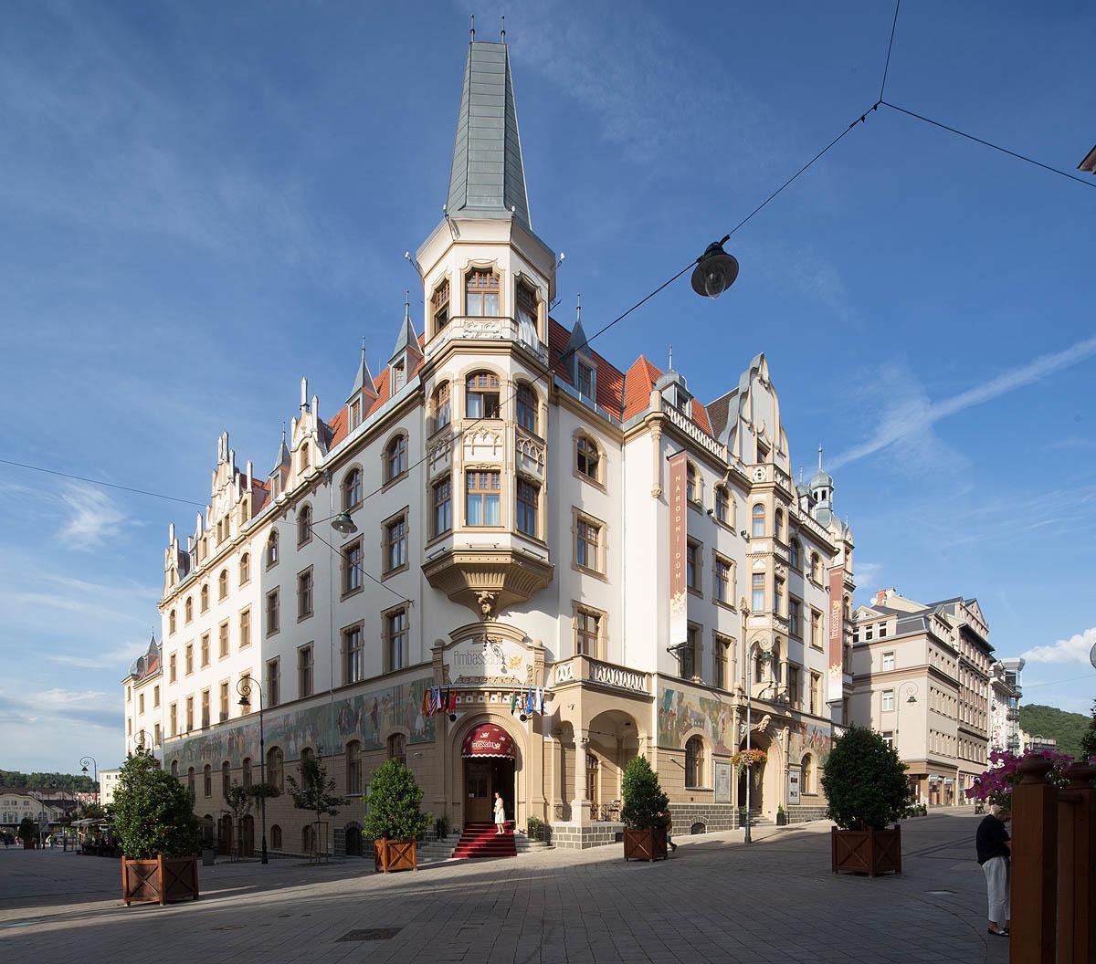 Czechy 4 Strona house