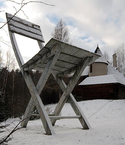 Krzesło Kantora