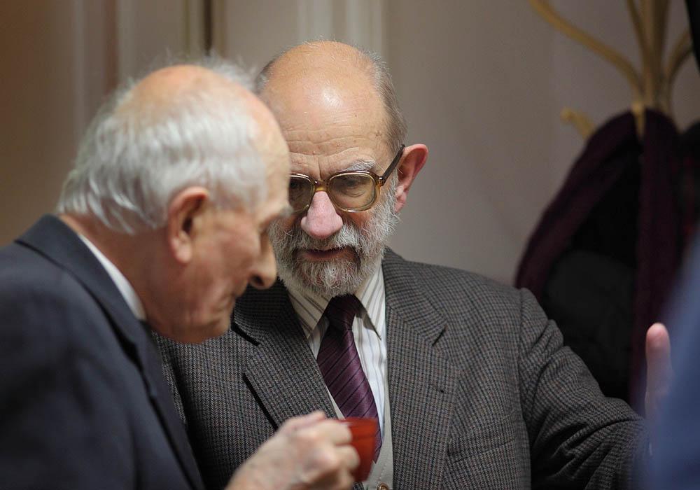 Prof. Bolesław Ginter