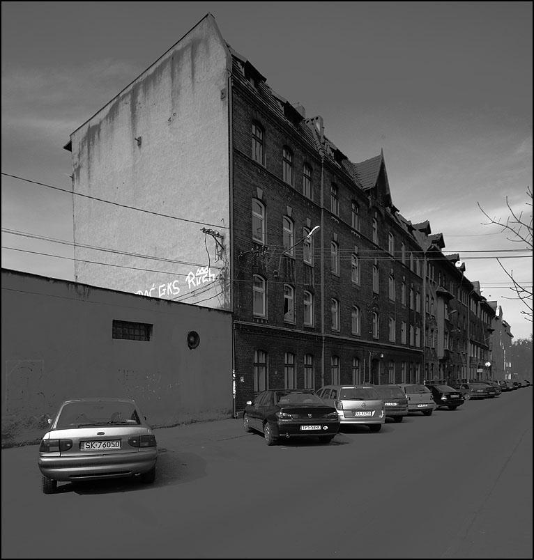 Szopienice Strona house